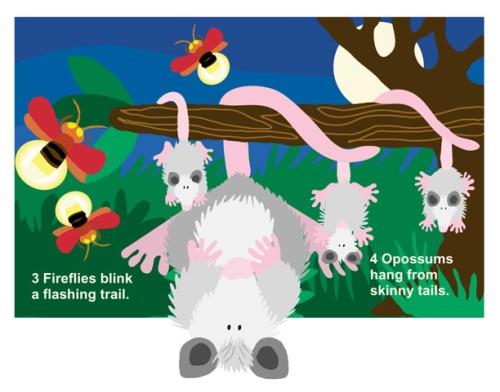 PossumScene