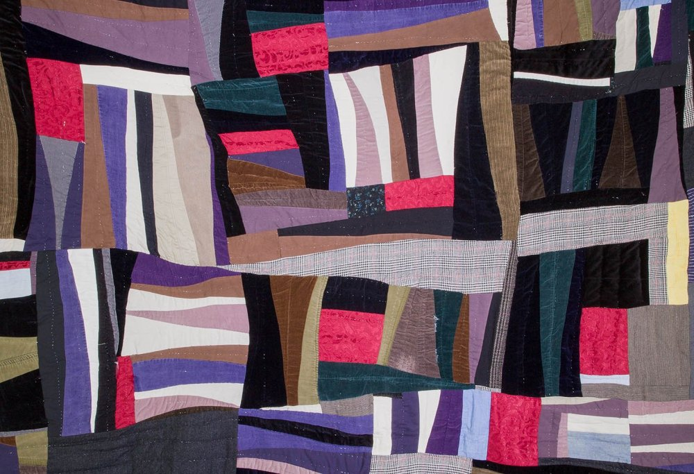 Mary Lee BendolphQuilt